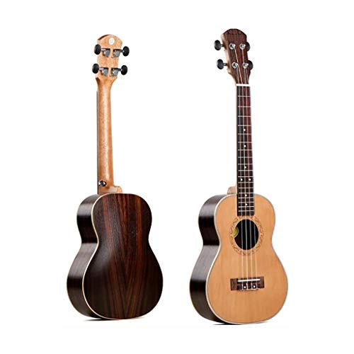 QJL_ANA Red Pine Palisander Einzel 26 Zoll Ukulele Kleine Gitarre