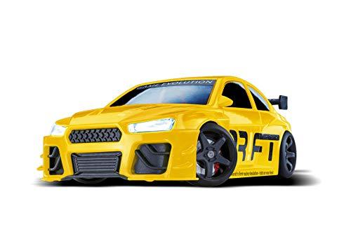 DR!FT Racer Yellow Beast Gymkhana Edition ferngesteuertes Drift Auto, Rc Car mit realistischer...