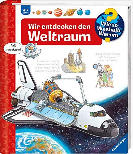 Wieso? Weshalb? Warum? Wir entdecken den Weltraum (Band 32) (Wieso? Weshalb? Warum?, 32)