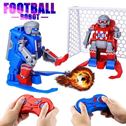 EACHINE ER10 Ferngesteuerte Roboter für Kinder,RC Roboter Spielzeug, 2,4 GHz Doppelfernsteuerung,2...