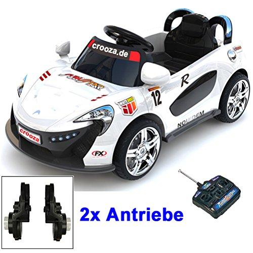 Roadster mit zwei Elektromotoren