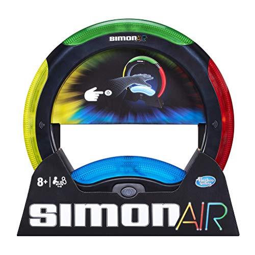 Hasbro B6900 - Simon Air, Geschicklichkeits- und Reaktionsspiel für Kinder, ab 8 Jahren a_NA Mehrfarbig