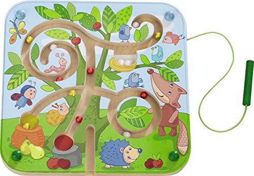 Magnetspiel Baumlabyrinth von Haba