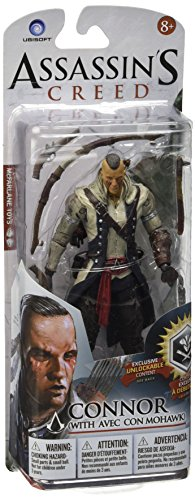 Action Figur Assassin's Creed Series 2 Connor (mit Mohawk)