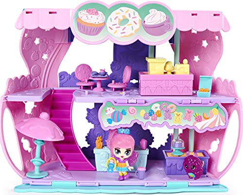 Hatchimals CollEGGtibles Cosmic Candy Shop 2-in-1-Spielset mit je 1 exklusiven Pixies und Hatchimals...