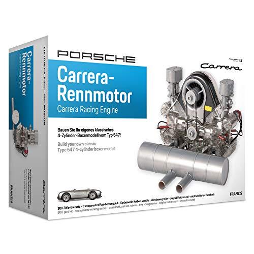 PORSCHE Carrera-Rennmotor: 4-Zylinder Boxermodell vom Typ 547 | Carrera Racing Engine | Ab 14 Jahren
