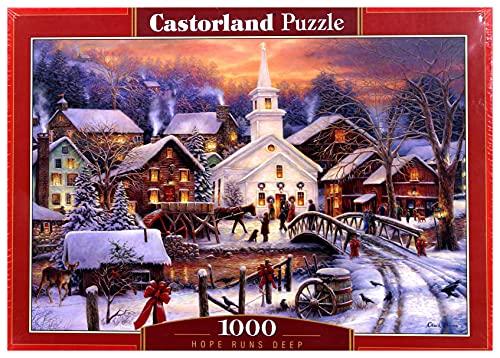 Castorland C-103850-2 Hope Runs Deep, 1000 Teile Puzzle, bunt