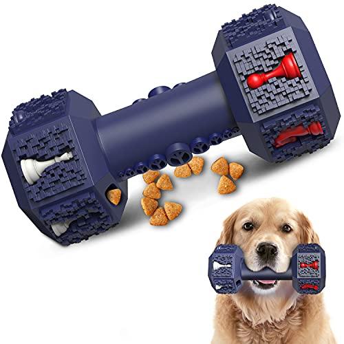 Iokheira Kauspielzeug für Aggressive Kauer, Unzerstörbares Hundespielzeug, Ungiftig, Robust,...
