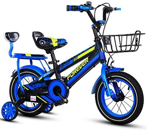 Fahrräder Kinder-Fahrrad-Jungen-Mädchen Indoor Heimtrainer Outdoor Kids Park Fahrrad 3-15 Jahre alt...