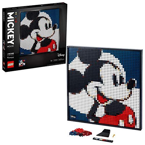 Wanddekoration 'Disney's Mickey Mouse' von LEGO Disney