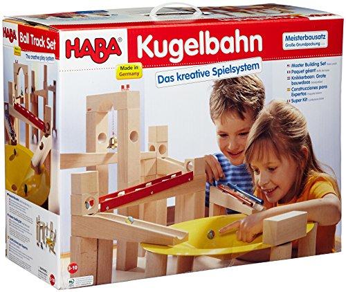 Haba - Kugelbahn Meisterbausatz