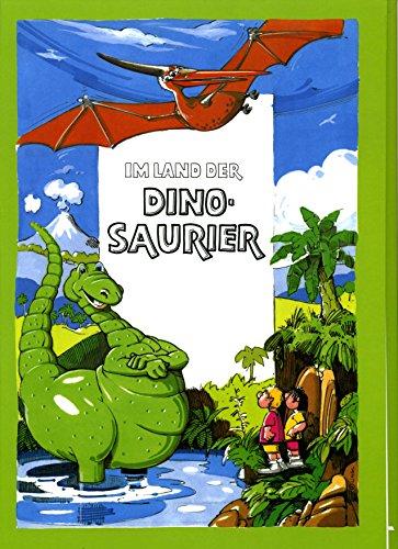 Personalisiertes Kinderbuch: Im Land der Dinosaurier