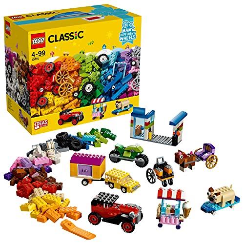 Steine-Set 'LEGO Kreativ-Bauset Fahrzeuge' von LEGO Technic