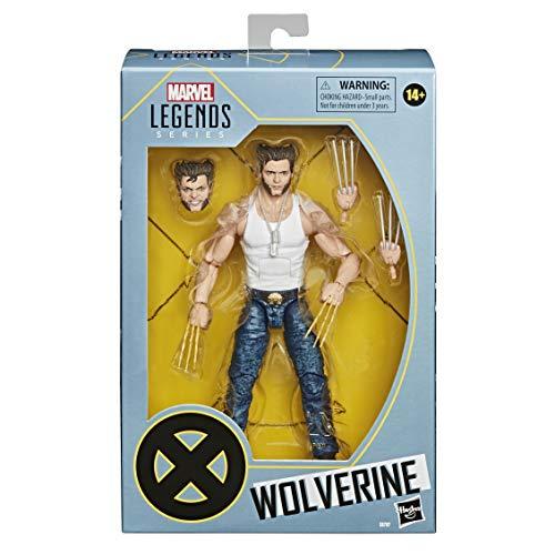 Hasbro Marvel Legends Series Wolverine 15 cm große Action-Figur, ab 14 Jahren