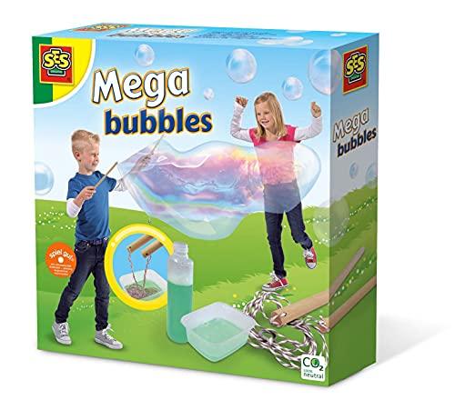 SES 22518 creative 2251 Riesen-Seifenblasen SES Deutschland 02251-Riesenseifenblasen Mega Bubble, bunt