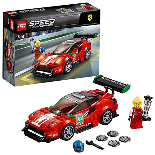 LEGO Speed Champions 75886 - Ferrari 488 GT3, Rallyeauto