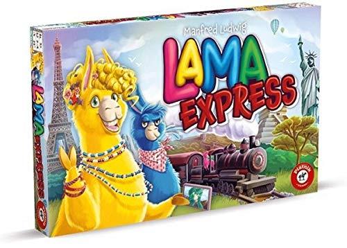 Piatnik PIA06640 Spiele 6640 - Lama Express