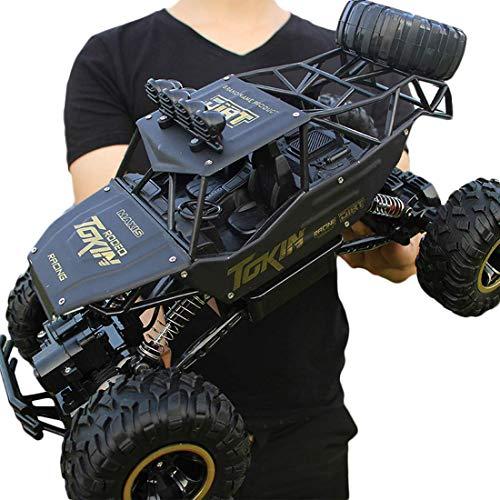 Batop Ferngesteuertes Auto, 1:12 Doppel Motor Ferngesteuertes Buggy RC Monster Truck 4WD 2,4 Ghz...