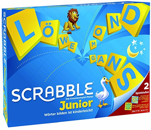 Mattel: Scrabble Junior