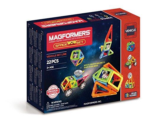 MAGFORMERS 707009Platz Wow Konstruktion Set (22tlg)