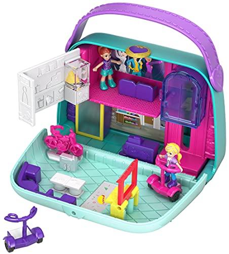 Mattel Polly Pocket GCJ86 World Einkaufszentrum Schatulle
