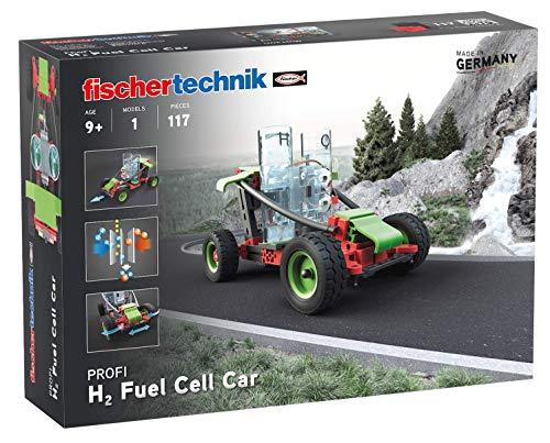 fischertechnik 559880 Profi H2 Fuel Cell Car-Brennstoffzellenfahrzeug – der Bausatz zum Thema...