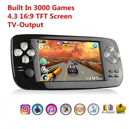 YLM Handheld-Spielkonsole