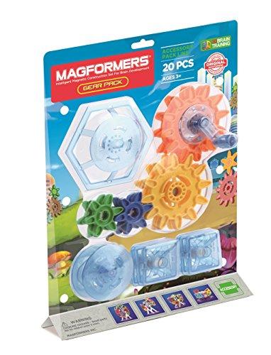Unbekannt MAGFORMERS 278-29 Magnetisches Konstruktionsspielzeug