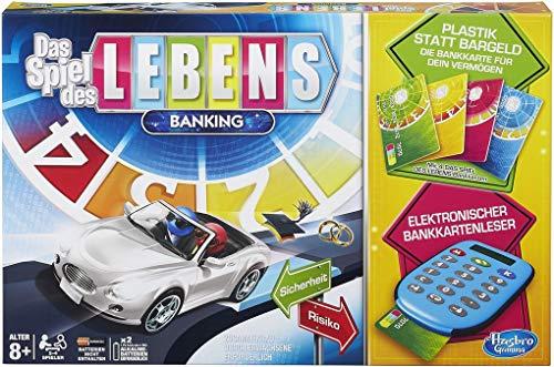 Hasbro - Das Spiel des Lebens Banking