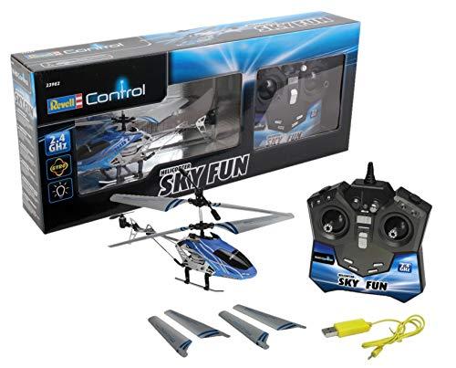 Revell Control RC Helikopter, ferngesteuerter Hubschrauber für Einsteiger, 2,4 GHz Fernsteuerung,...