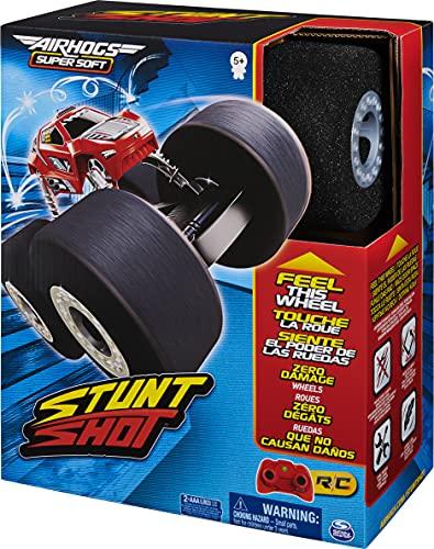 Air Hogs Stunt Shot, ferngesteuertes Fahrzeug mit superweichen Reifen zur Verwendung in Innenräumen