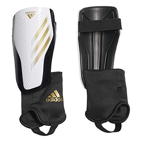 adidas Erwachsene X 20 Match Schienbeinschoner, White/Gold met./Black, M