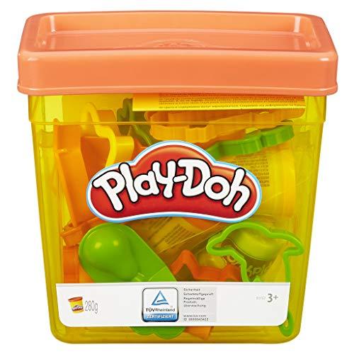 Play-Doh Basisbox mit 5 Dosen Knete und 15 Förmchen, für fantasievolles und kreatives Spielen, ab 3...