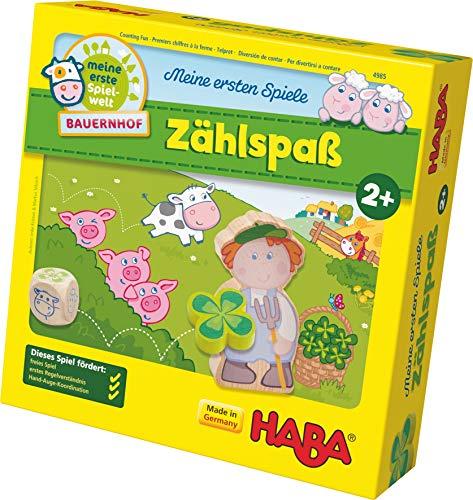 Haba - Meine ersten Spiele: Zählspaß