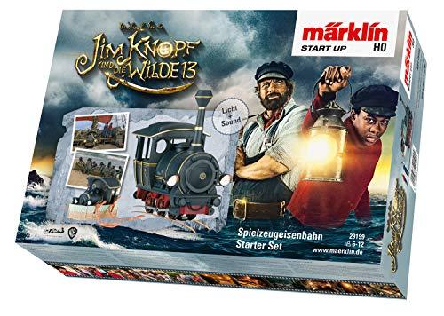 Märklin start up 29199 Start Up Jim Knopf Modellbahn-Startpackung, Spur H0