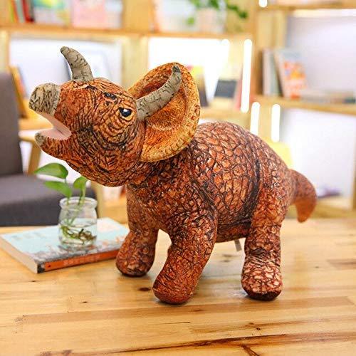Jurassic World Dinosaurier Teddy Spielzeug Simulation Plüsch T-Rex/Sixmosaurus/Stegosaurus/Spinosaurus...