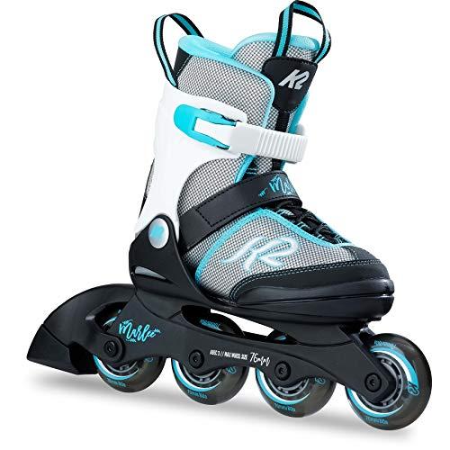 K2 Inline Skates MARLEE Für Mädchen Mit K2 Softboot, Blue, 30B0202
