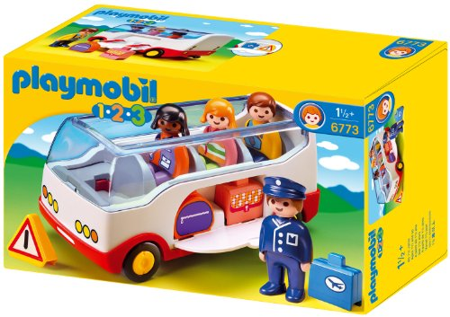 Playmobil 6773 - Reisebus