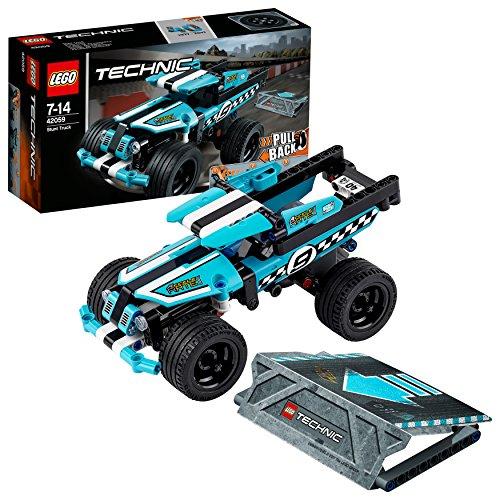 LEGO Technic 42059 - Stunt-Truck Rückziehauto
