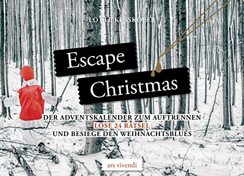 Escape Christmas - Adventskalender: Löse 24 Rätsel und besiege den Weihnachtsblues: - Der...