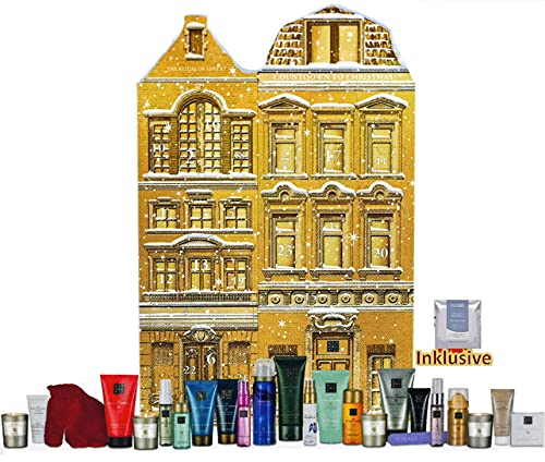 RITUALS Adventskalender 2021 Frauen EXKLUSIV, Beauty Kosmetik Advent Kalender,24 Geschenke Wert 250€,...