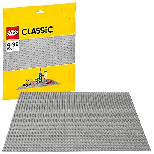 LEGO10701ClassicGraueBauplatte,38cmx38cm,Lernspielzeug,kreativesSpielen