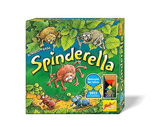 Zoch/Robert Frage:Spinderella