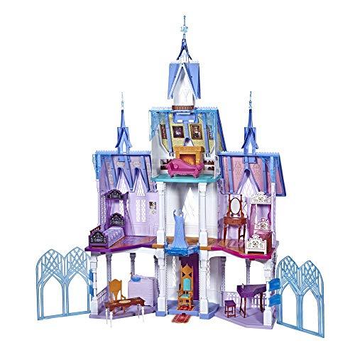 Frozen Disney Die Eiskönigin 2 Königliches Schloss von Arendelle aus dem Film Die Eiskönigin 2. Das...