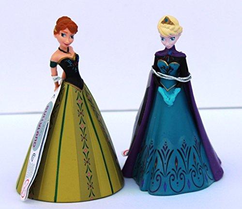 Bullyland Disneys Die Eiskönigin - Völlig unverfroren - Anna + Elsa Ausführung 2015