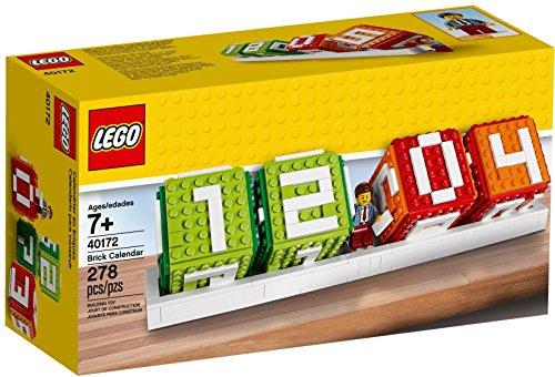 Lego 40172 - Calendario di mattoncini