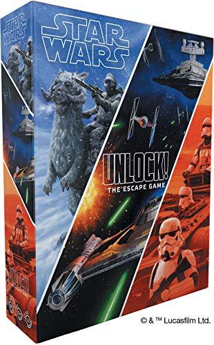 Space Cowboys Unlock! Star Wars Escape Game - EN