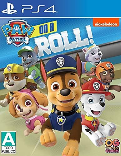 YOFOKO Paw Patrol On A Roll - PlayStation 4