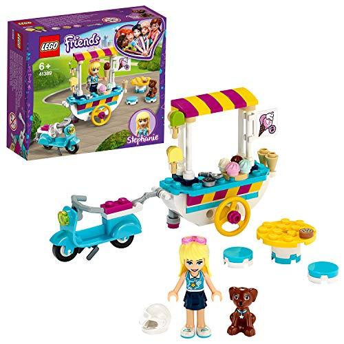 LEGO 41389 Friends Stephanies mobiler Eiswagen