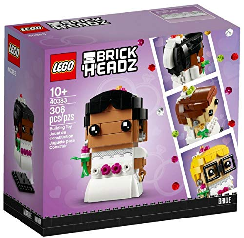 Brickheadz 40383 Braut Bride NEU 2020 306 Teilen